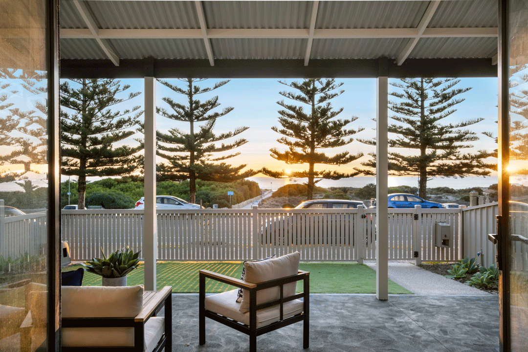 Semaphore Beach House Alfresco
